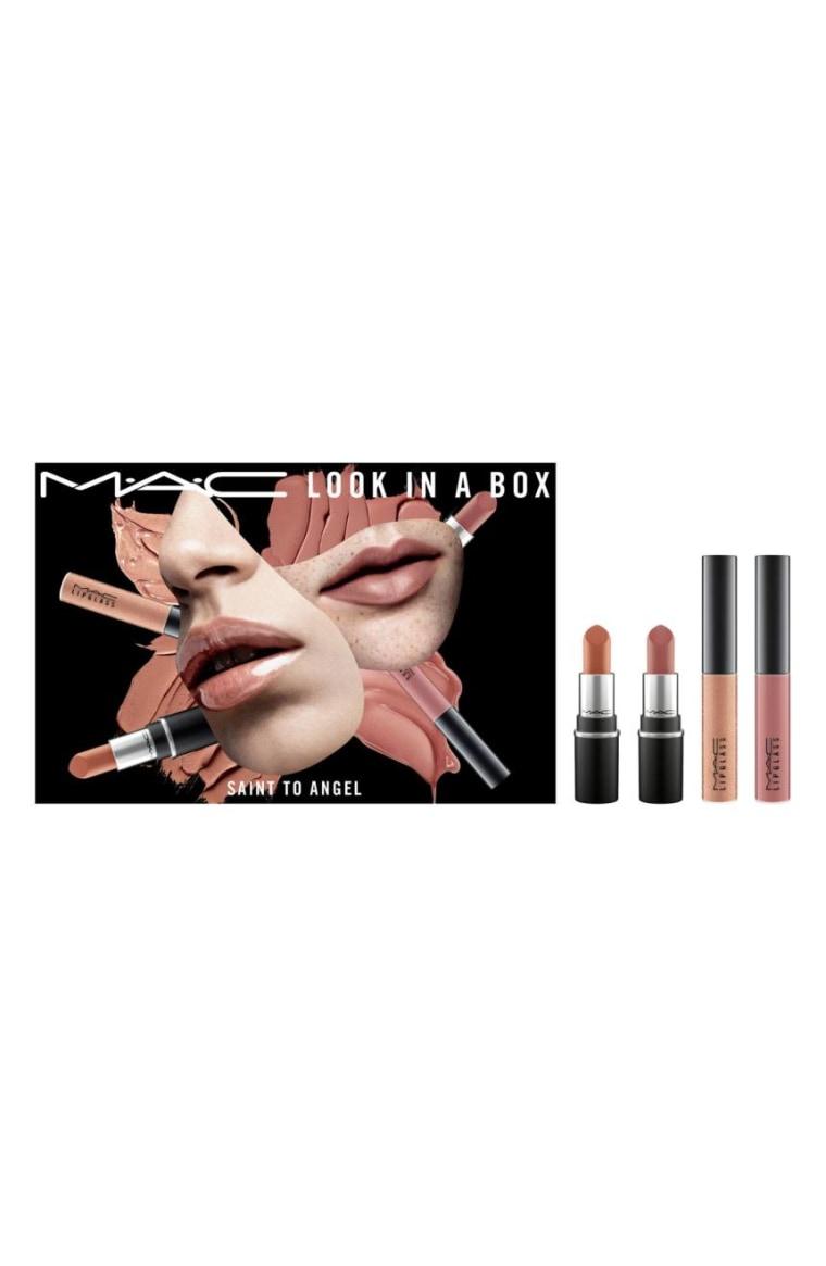 MAC Look in a Box Saint No Angel Mini Lip Kit