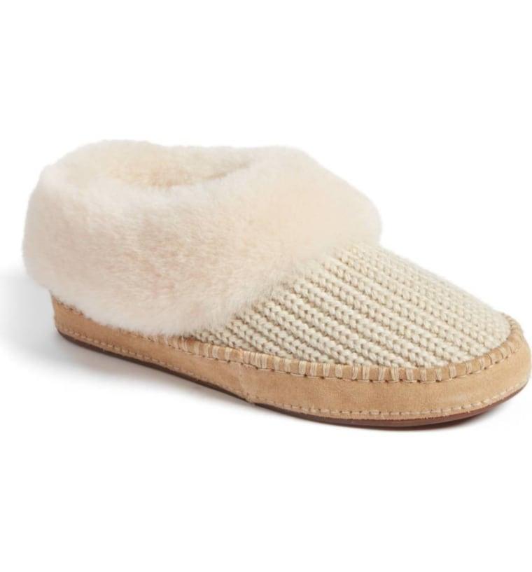 UGG Shearling booties