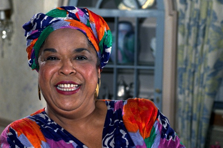 2017 : Detroit Native Della Reese, Jazz Singer and Actress, Dies