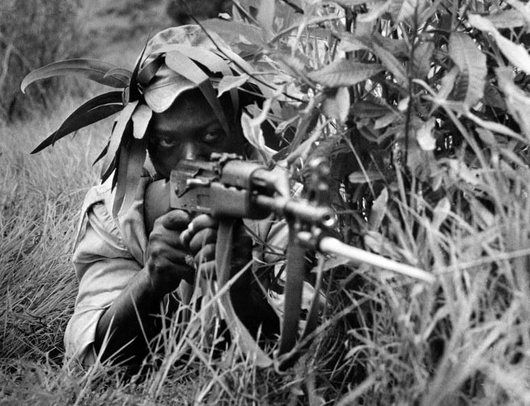 RHODESIA-ZIMBABWE-INDEPENDENCE
