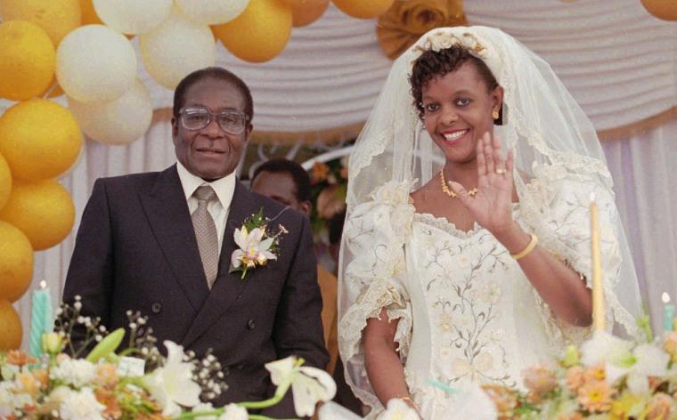 Image: MUGABE WEDDING