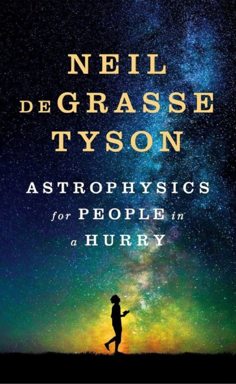 """Astrophysics for People in a Hurry"""