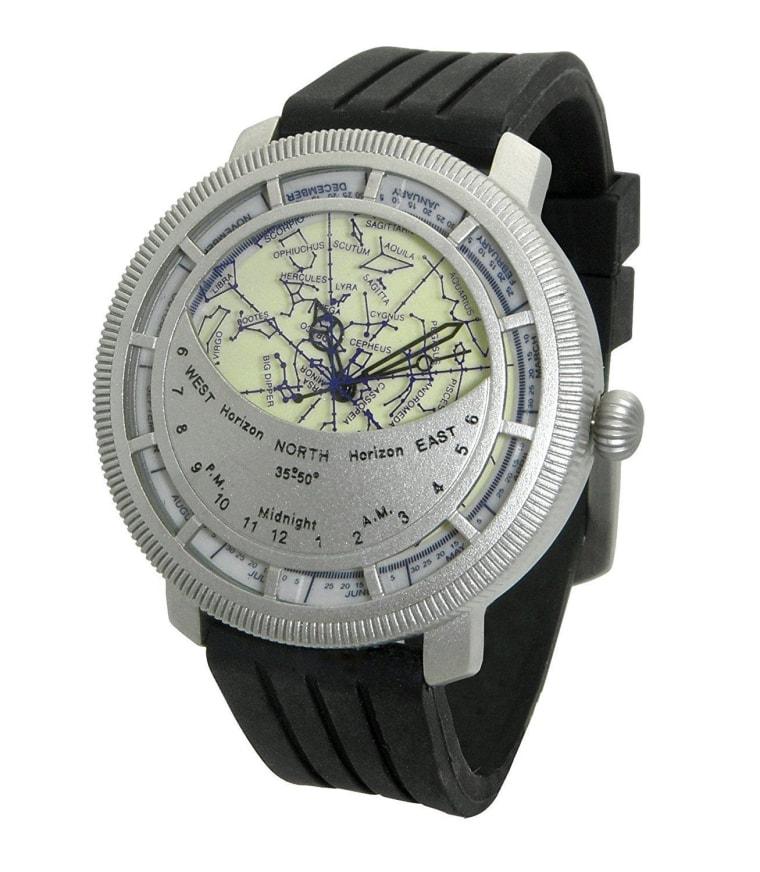 Image: Planisphere watch
