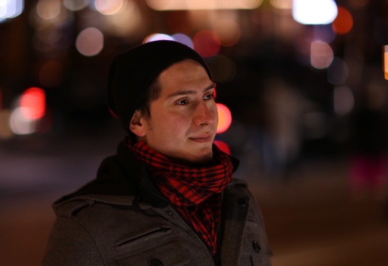 John Gomez is a New York-based software engineer and DACA recipient.