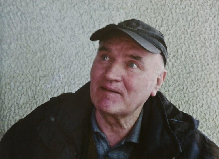 Image: Ratko Mladic