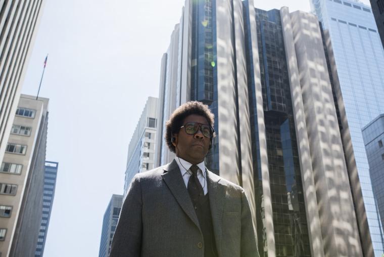 Image: Denzel Washington stars in Roman J. Israel, Esq.