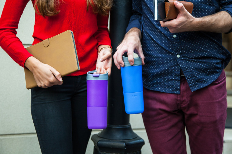 Image: Ozmo Smart Water bottle