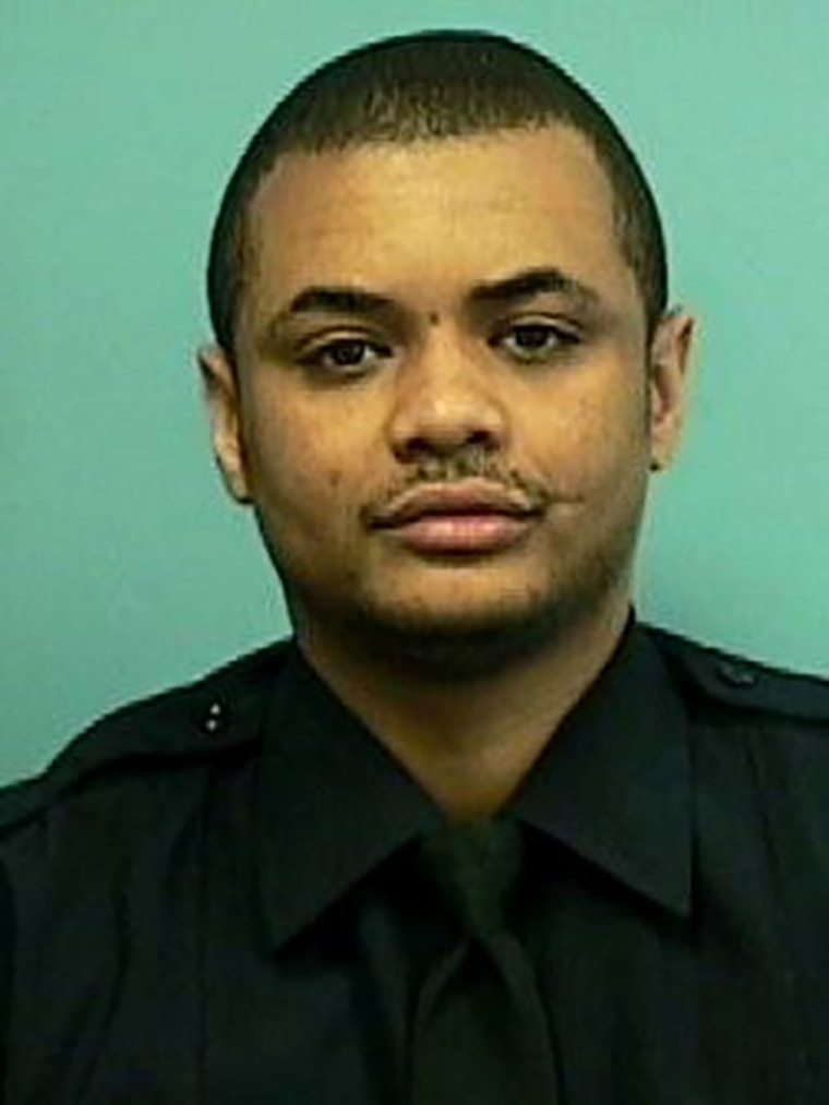 Image: Det. Sean Suiter