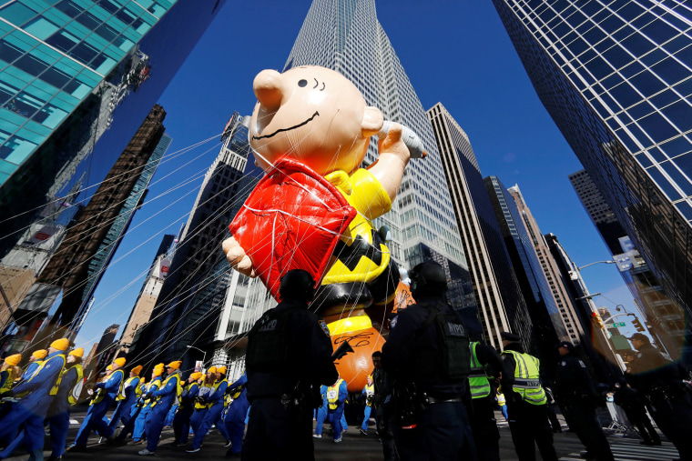 Image: Thanksgiving Parade 2017