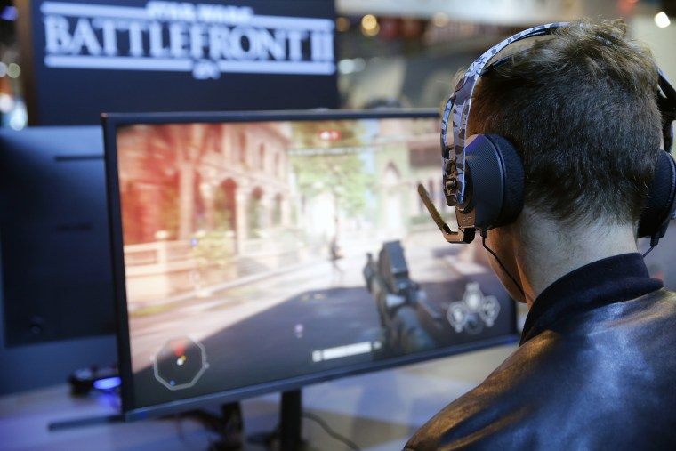 Paris Games Week 2017 : Day One At Porte De Versailles In Paris