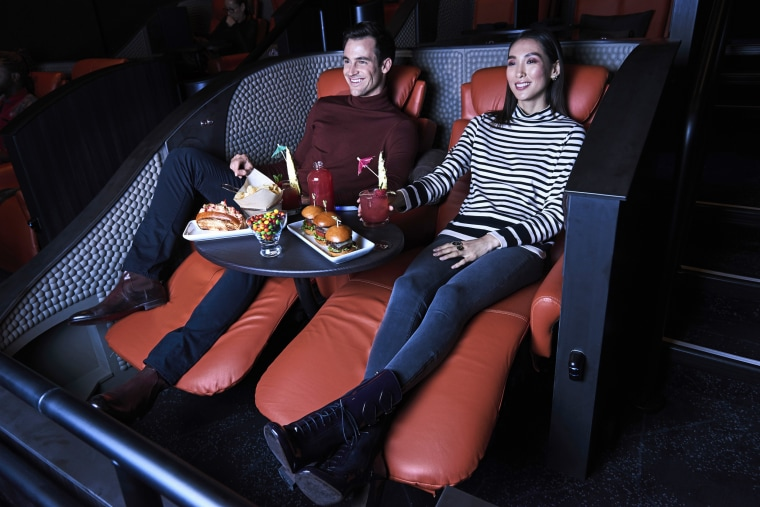 Movie Theaters Fight Streaming By Assaulting The Senses