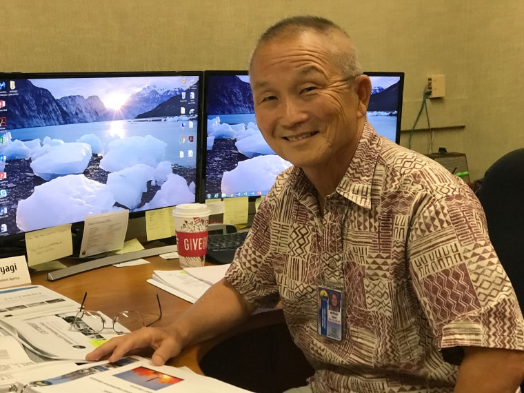 Vern Miyagi, administrator of the Hawaii Emergency Management Agency, says that while an attack from North Korea is unlikely, Hawaii still must be prepared.