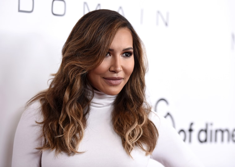 Image: Naya Rivera arrives at the March of Dimes Celebration of Babies honoring Jessica Alba at the Beverly Wilshire hotel on Dec. 4, 2015, in Beverly Hills, California.