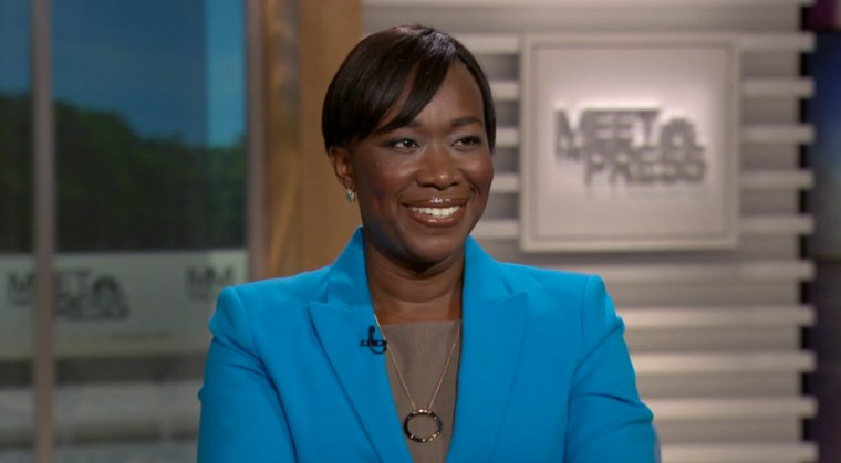 "MSNBC's Joy Reid joins Chuck Todd to discuss her new book on Barack Obama and Hillary Clinton, ""Fracture."""