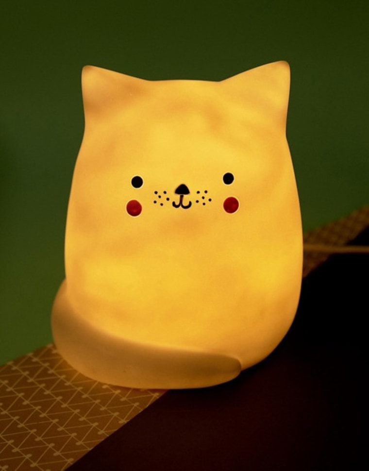 House of Disaster Cat Lamp