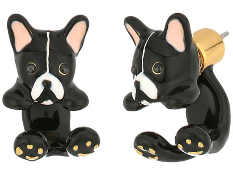 Kate Spade Ma Cherie Antoine Dog Ear Jacket Earrings