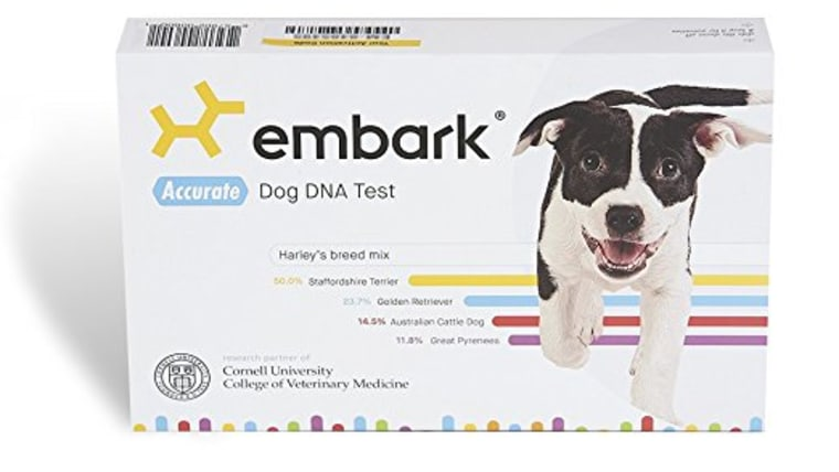 Embark Veterinary Dog DNA Test