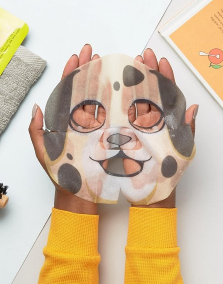 Dog Sheet Mask