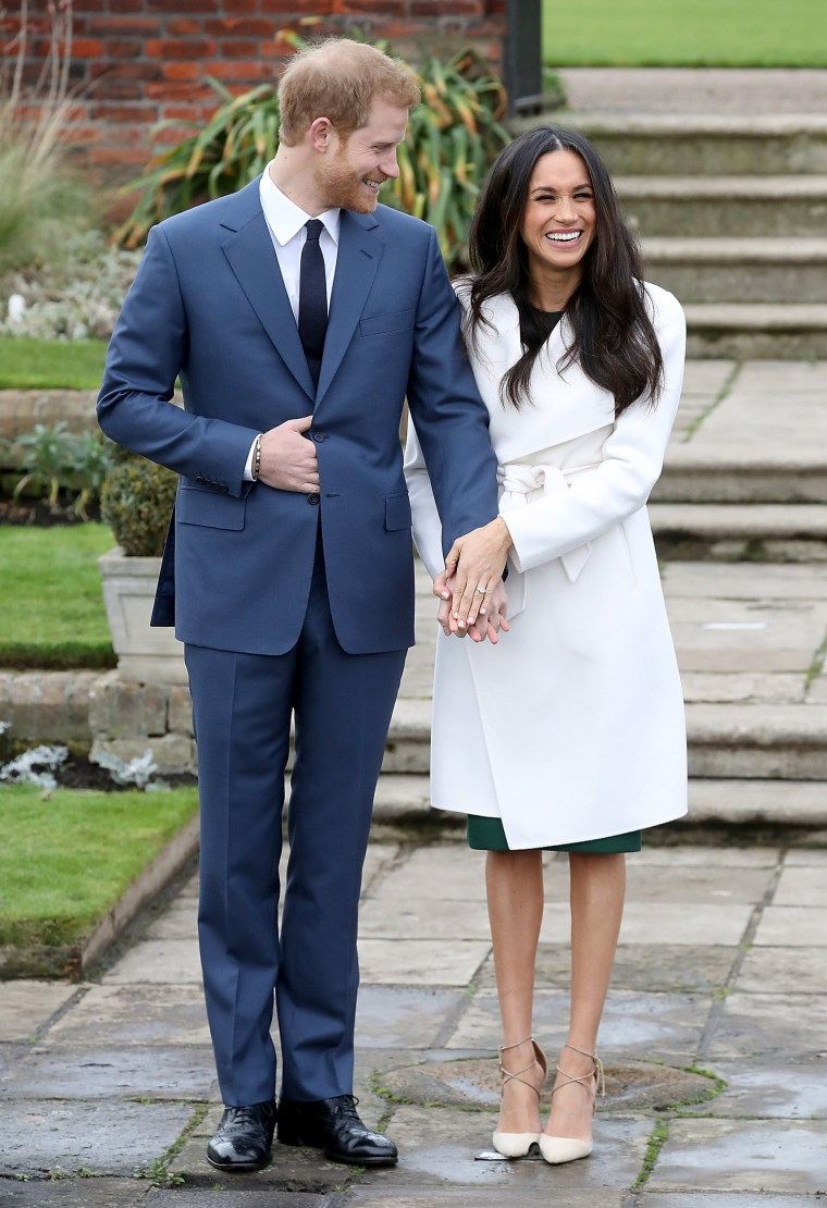 prince harry meghan markle make first appearance together after engagement news prince harry meghan markle make first