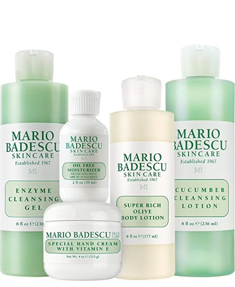 Mario Badescue Enzyme set