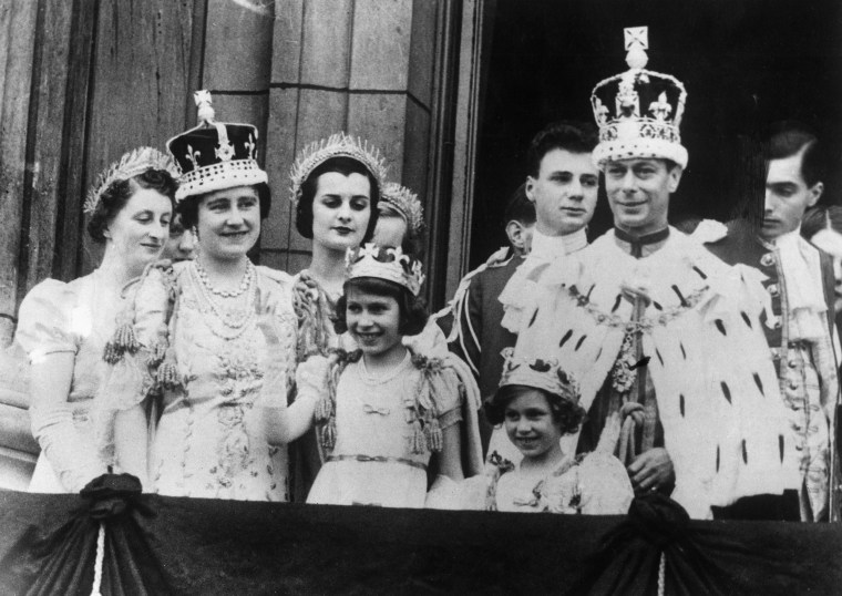 The British Royal Family On The Buckingham Palace Balcony