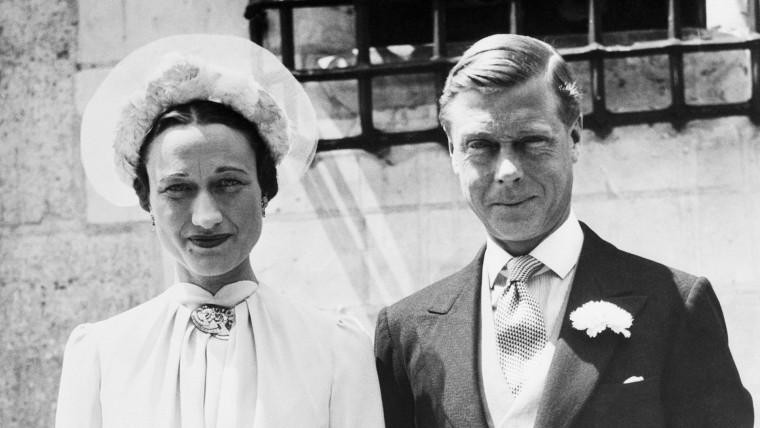 Image: Duke and Duchess of Windsor After Their Wedding