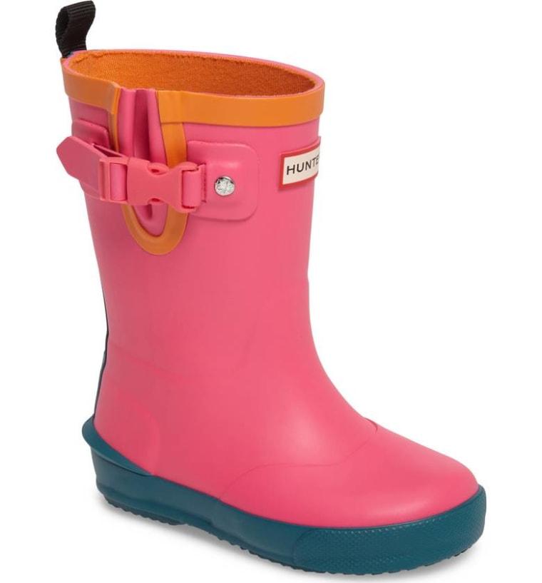 Hunter Davison Rain Boot