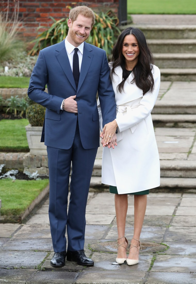 Prince Harry's Engagement To Meghan Markle