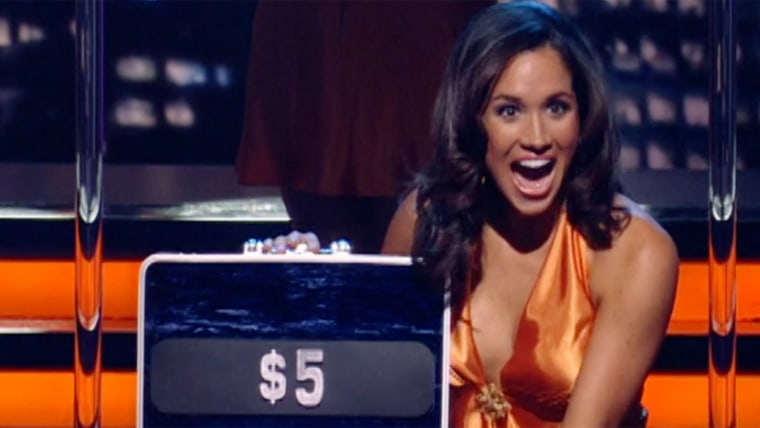 Meghan Markle Featured as Case Model on Deal or No Deal