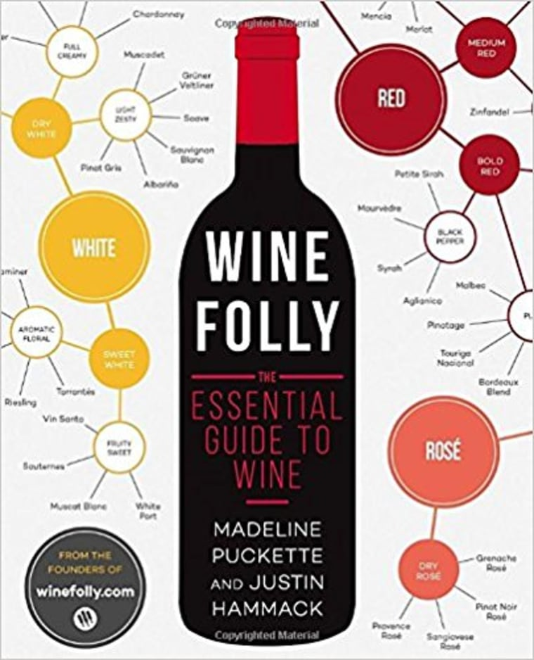 Wine Folly: The Essentials Guide to Wine