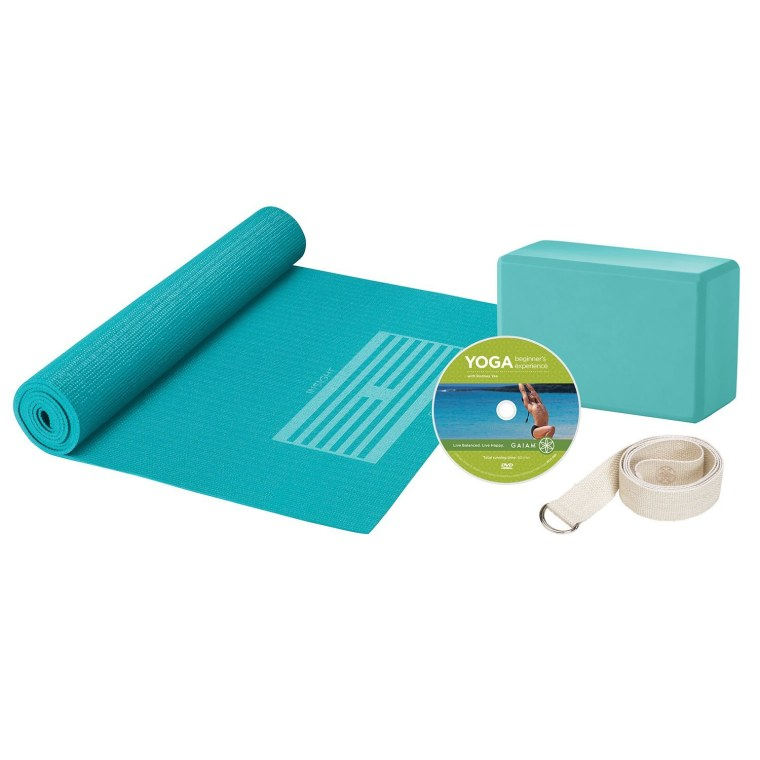 Beginner's Yoga Starter Kit