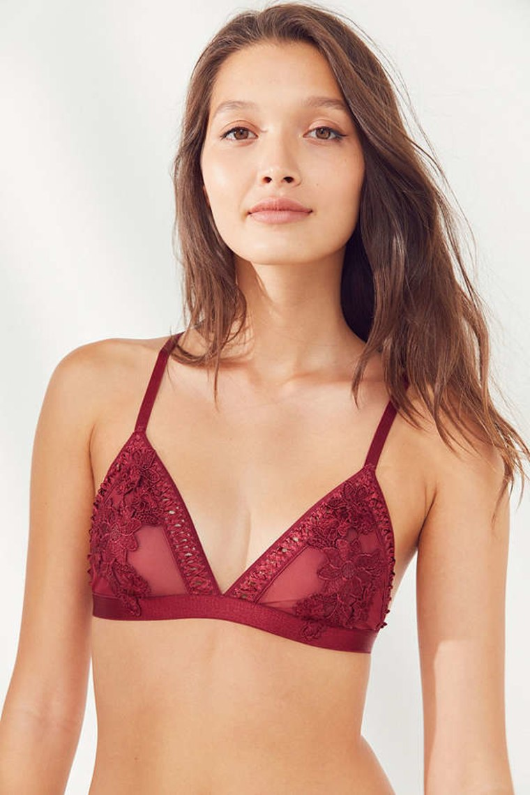 Out From Under lace bralette