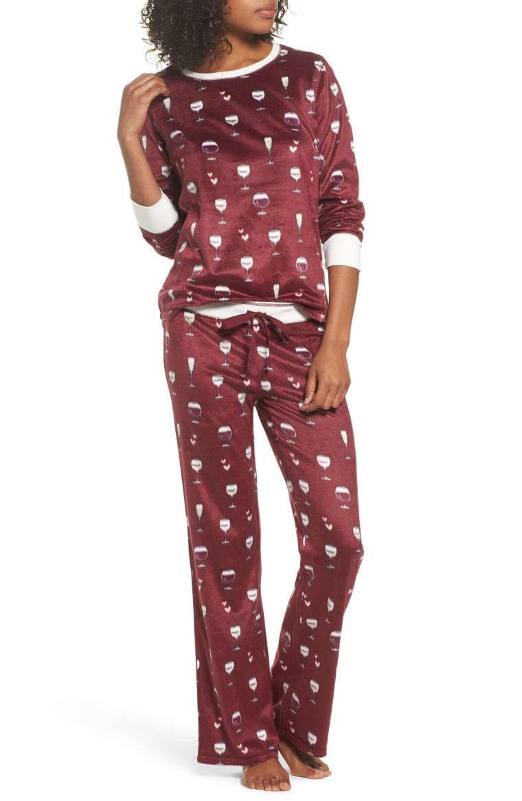 Polar Fleece Pajamas