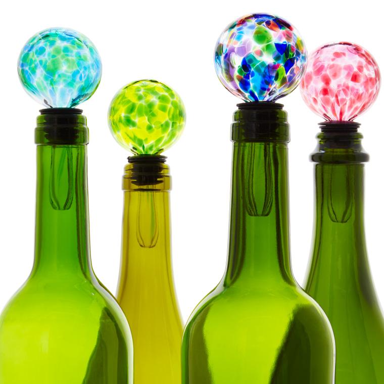 Birthstone Wine Bottle Stopper