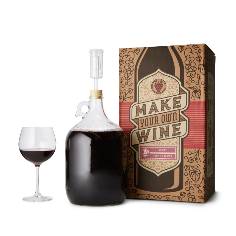 Merlot Wine Making Kit