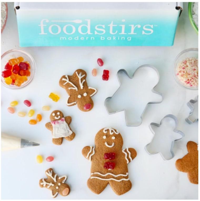 Foodstirs Gingerbread making kit