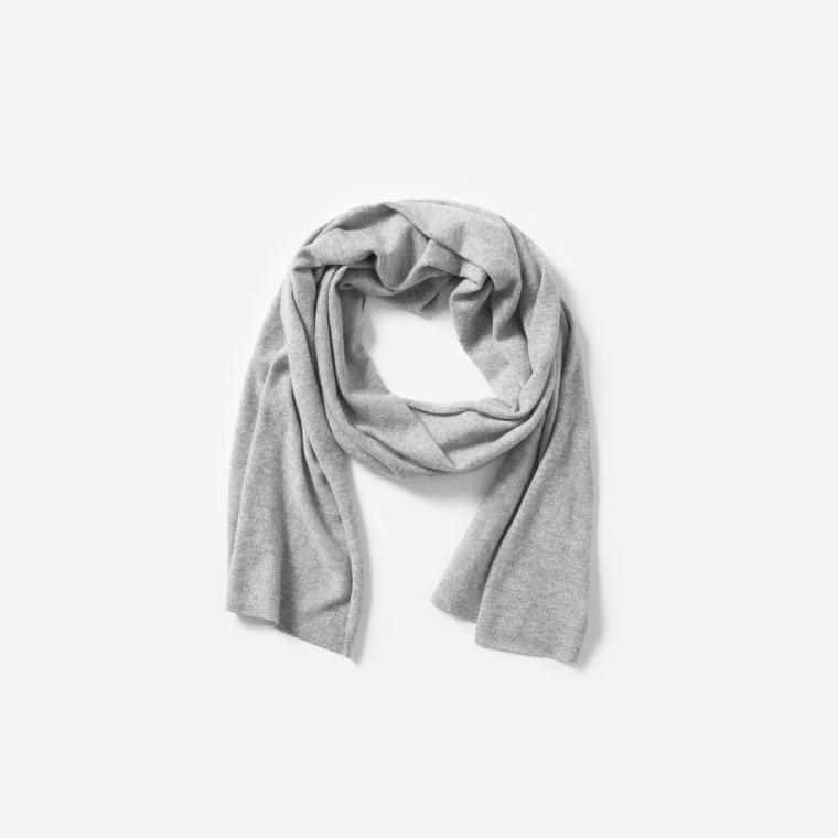 Everlane cashmere scarf