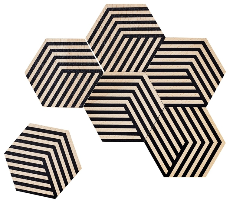 Areaware table tiles