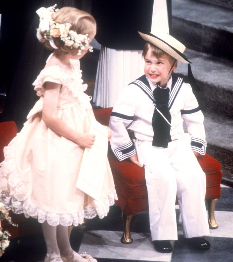 Image: The Wedding of Prince Andrew and Sarah Ferguson, London, Britain - 23 Jul 1986
