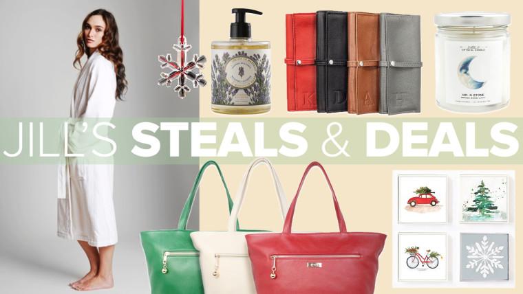 Jill's Steals & Deals November 30th, 2017