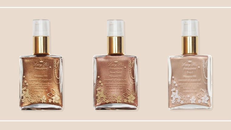 Deal of The Day, Lucy B's Shimmer Oil