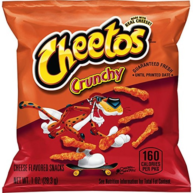 Cheetos 104 pack