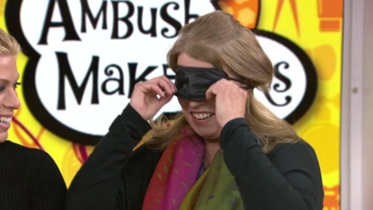 Ambush Makeover on TODAY -- November 30th, 2017