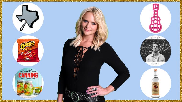 Celebrity Gift Guide- Miranda Lambert