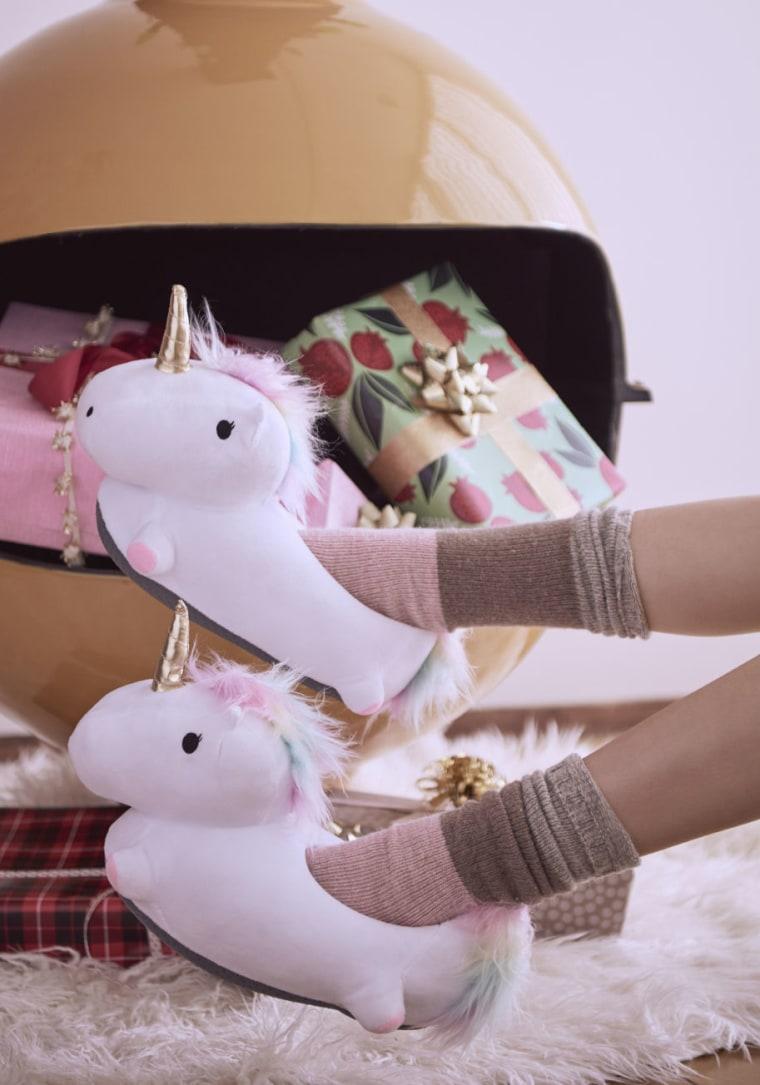 Unicorn Slipper