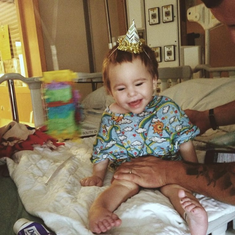 Having two children die from a rare genetic disorder taught the Gauvins to love their other two children differently.