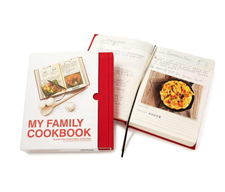Family Personalized Cookbook