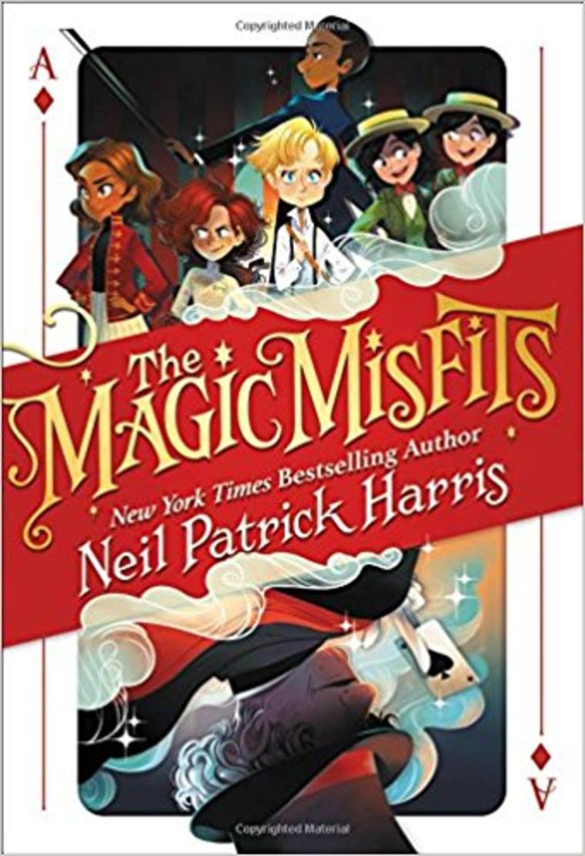 THhe Magic Misfits