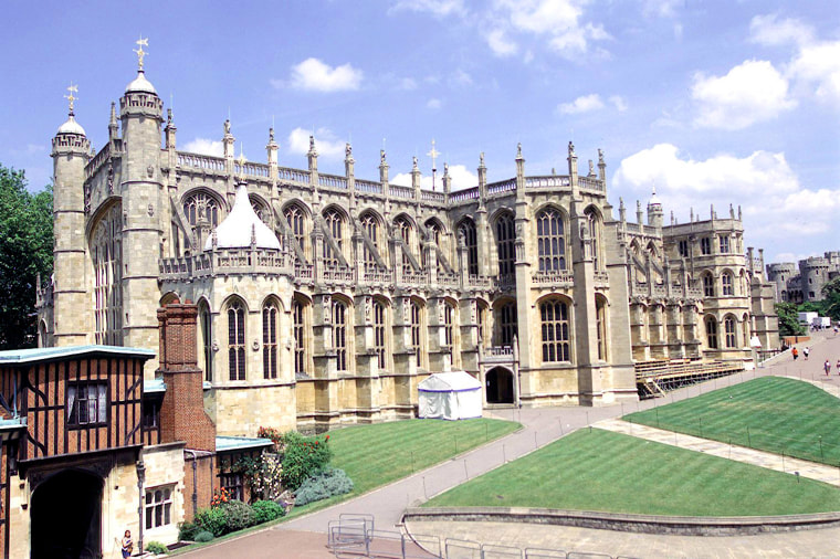 Image: St George's Chapel at Windsor Castle
