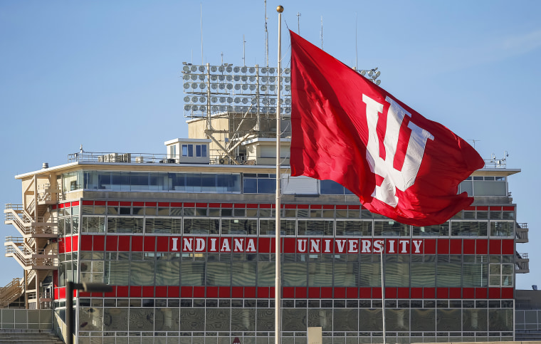 Image: Memorial Stadium at Indiana University